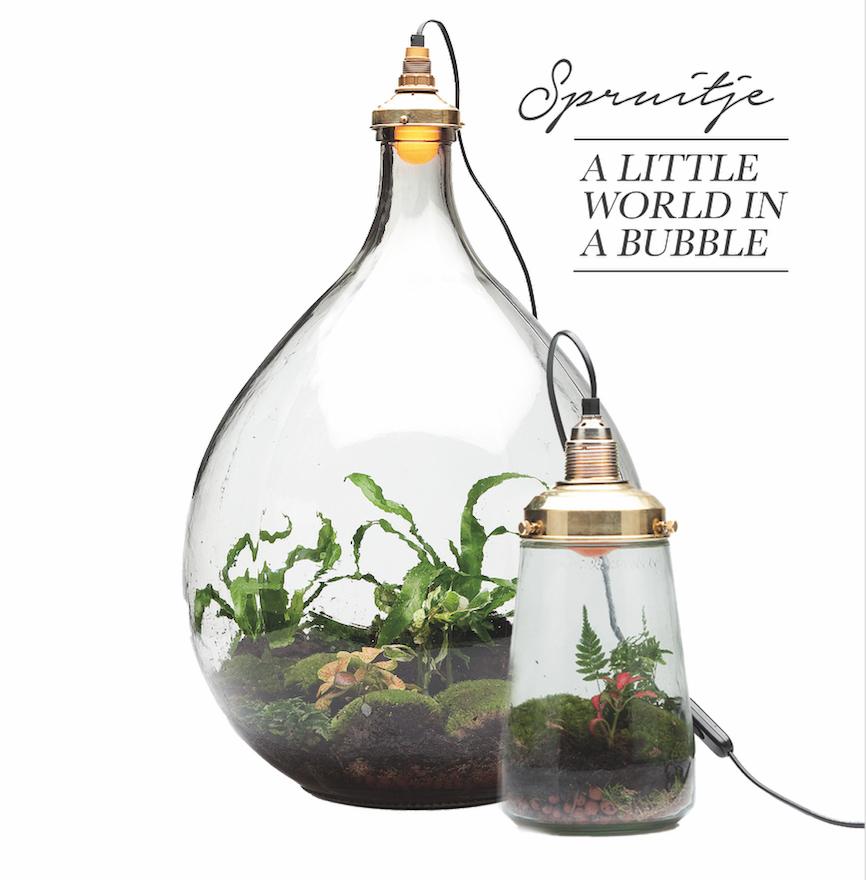 Spruitje Lamp Wants&Needs