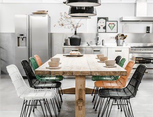 Meer plaatsen aan je eettafel creëren