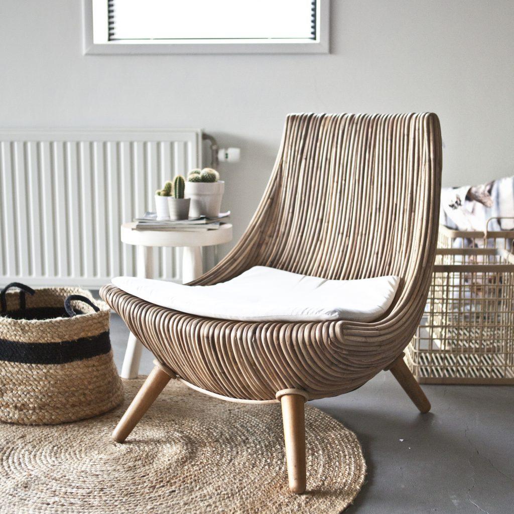 Style je interieur met verschillende opbergmanden