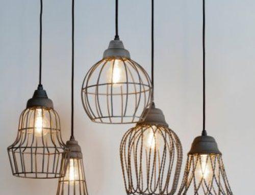Trendy lichtbronnen belangrijk voor ieder interieur