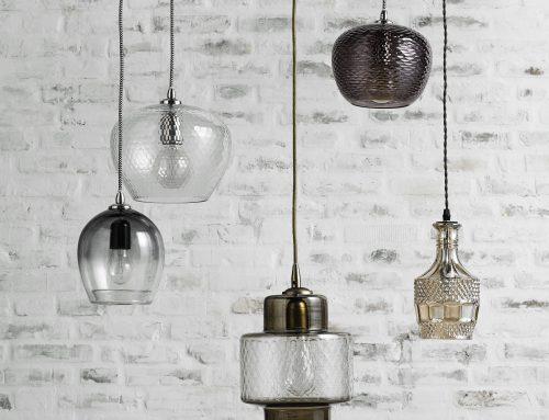Verlicht je huis met onze glazen hanglampen!