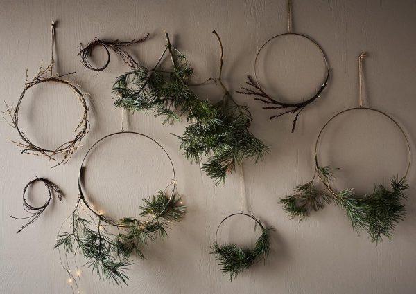 Madam Stoltz Decoratiestuk Kerst