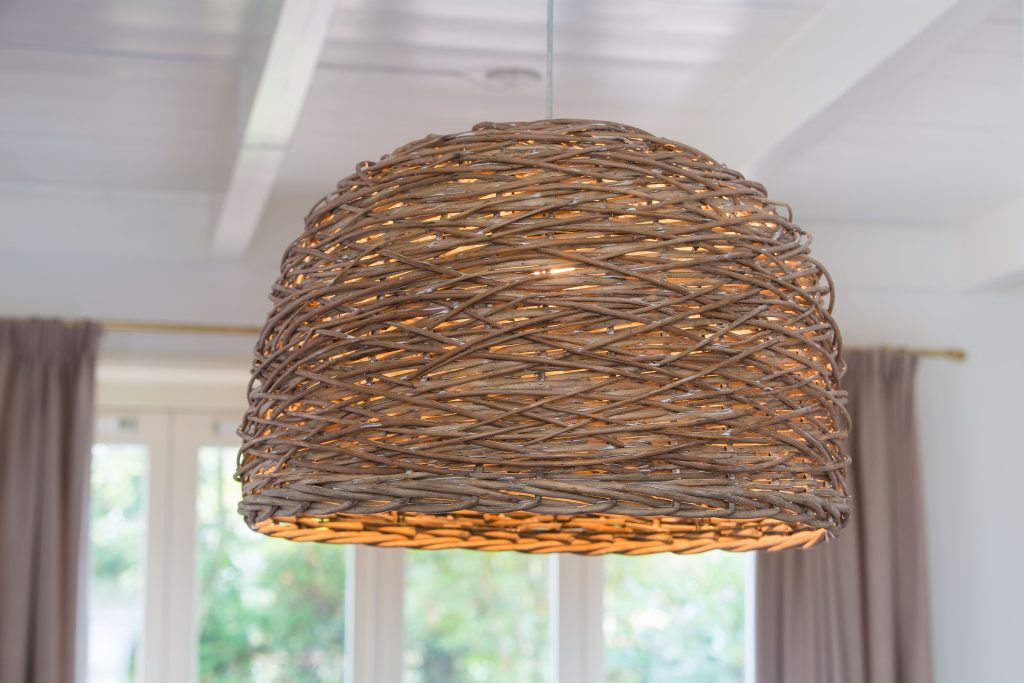 Hanglamp Rotan Crazy Weaving M Light&Living