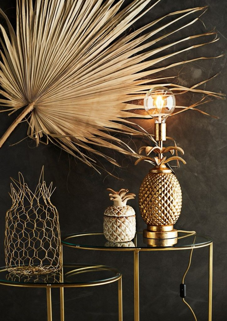 Perfect gift - wanddecoratie Palm waaier by Madam Stoltz | Wants&Needs - www.wantsandneeds.nl