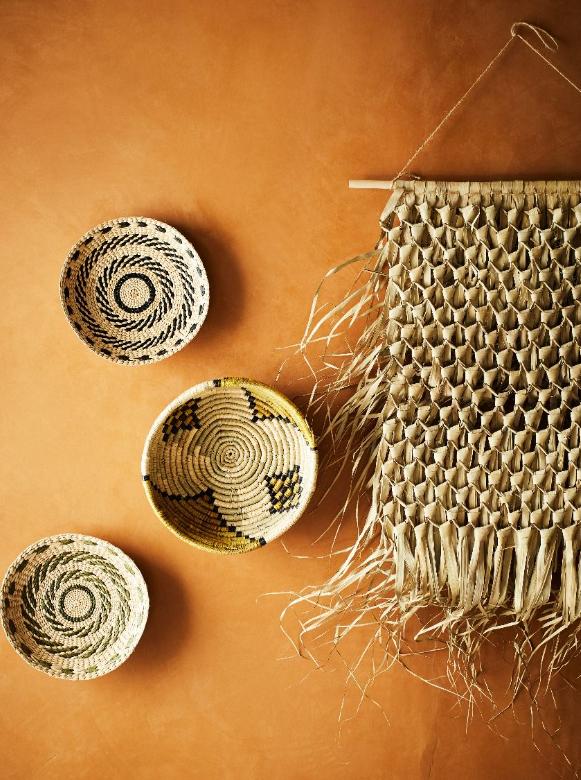 Wanddecoratie palmblad by Madam Stoltz | Wants&Needs