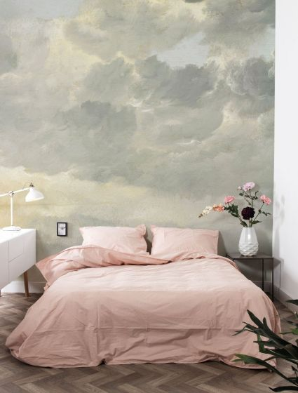 Fotobehang Golden Age Clouds 1 280 x 389.6 - By KEK Amsterdam - www.wantsandneeds.nl - WP-230