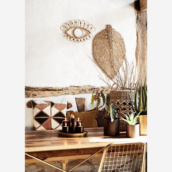 Spiegel bamboe | Madame Stoltz