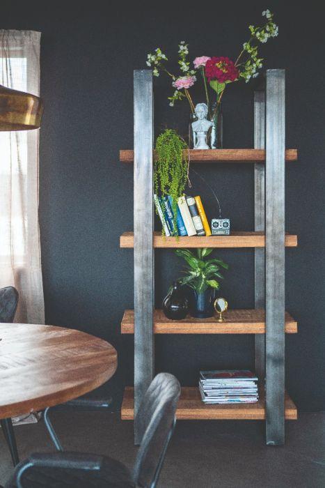 Eleonora boekenkast mango | Wants&Needs