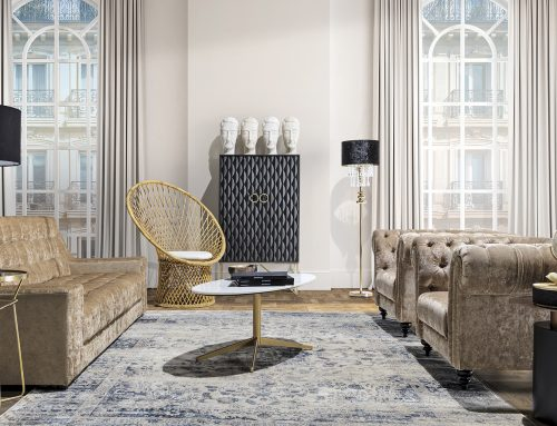 Een luxe interieur met de items van Wants&Needs Luxury