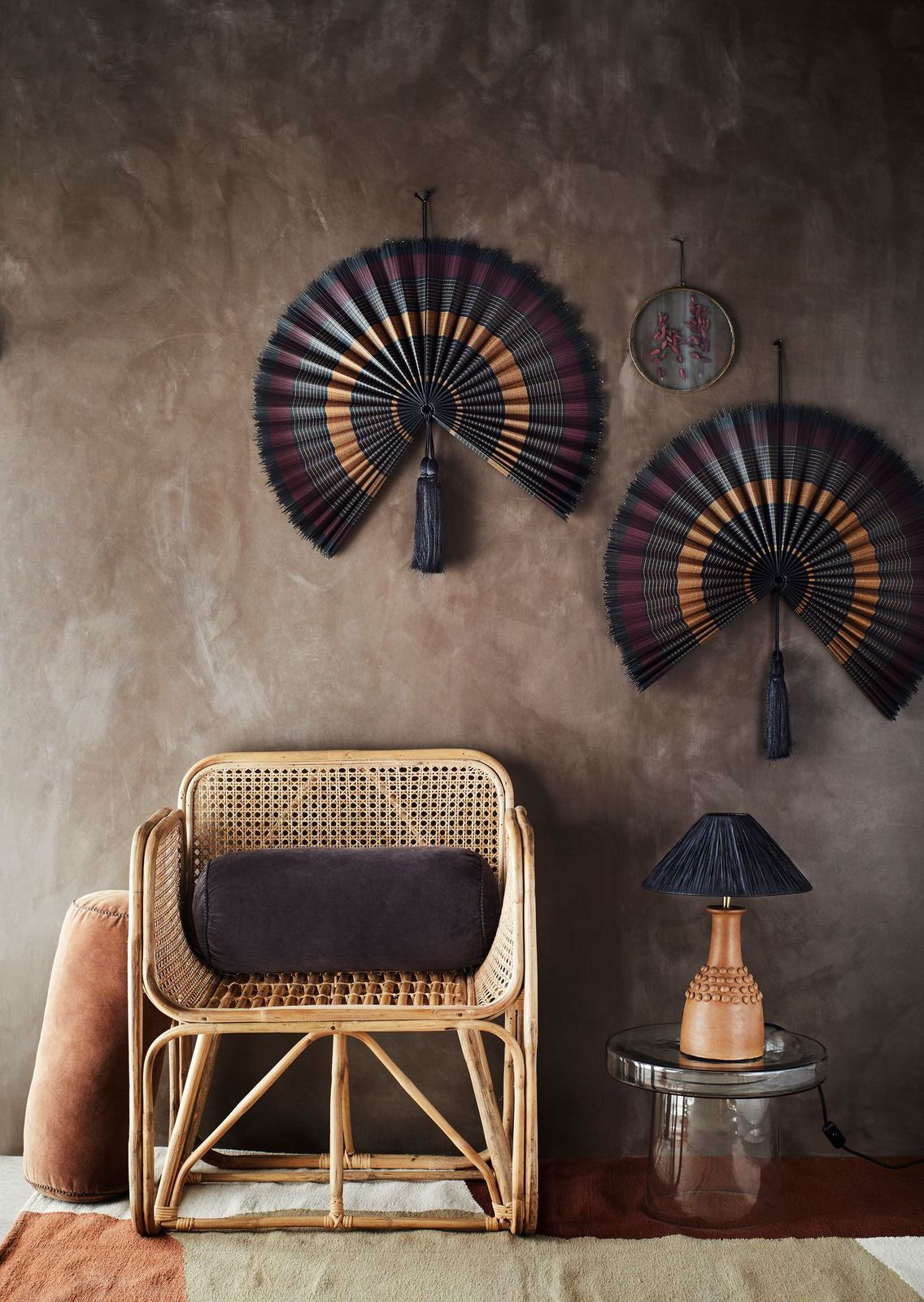 Tafellamp Raffio Terracotta | Spanje