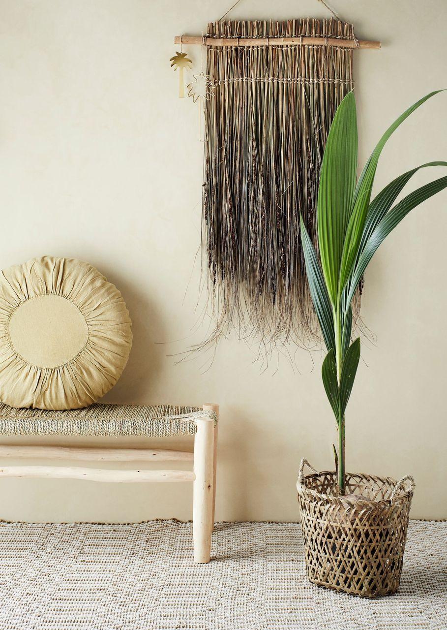 Wanddecoratie Grass 160 X 90 Madam Stolz