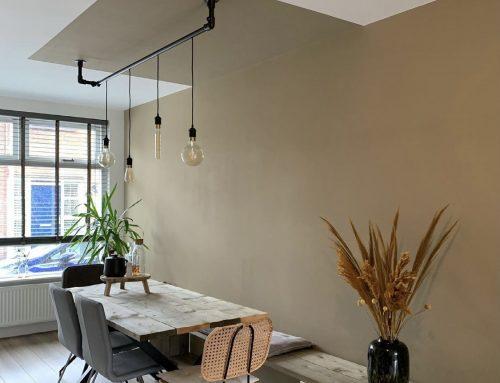Inspo: een stukje van je plafond mee schilderen