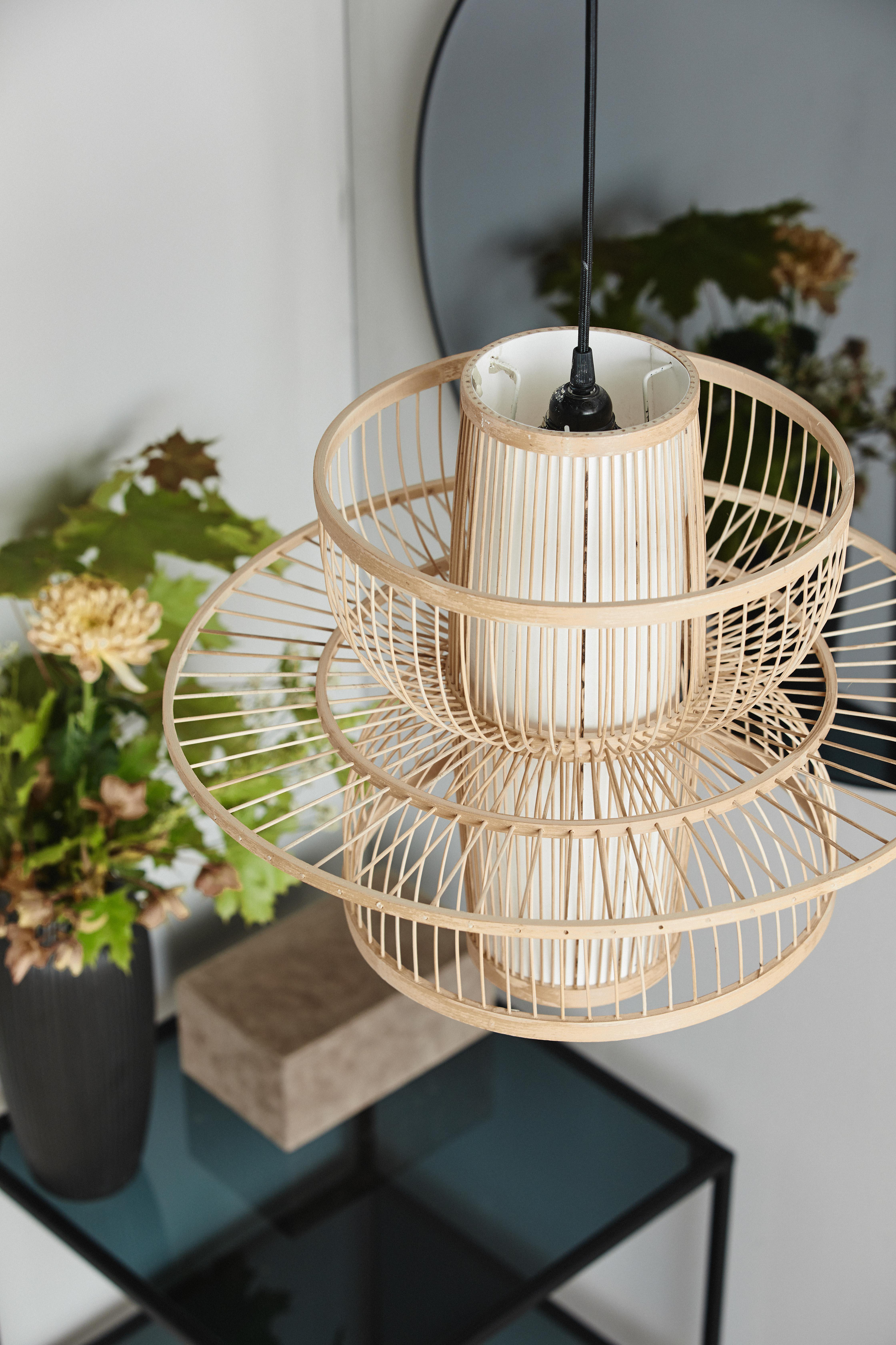 Hanglamp Sigyn Bamboo Nordal
