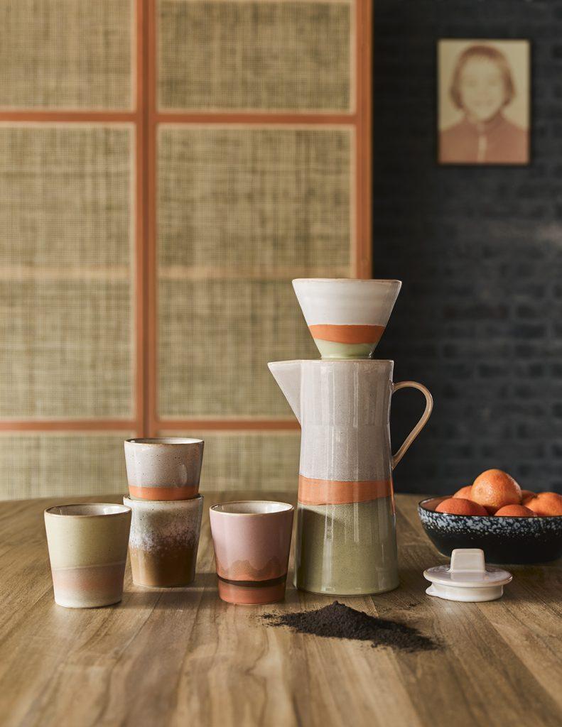 Koffiekopje 70s Ceramics Mars HK Living